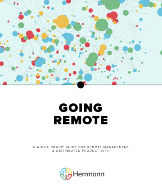 Going Remote: A Whole Brain Guide to Remote Management & Distributed Productivity