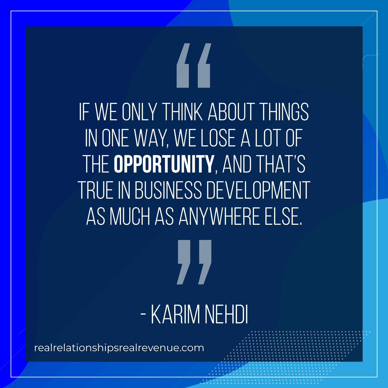 Quote from Karim Nehdi, CEO of Herrmann